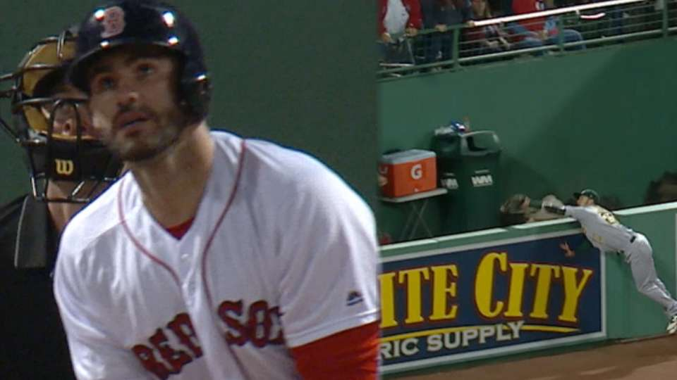 Martinez's solo homer to right