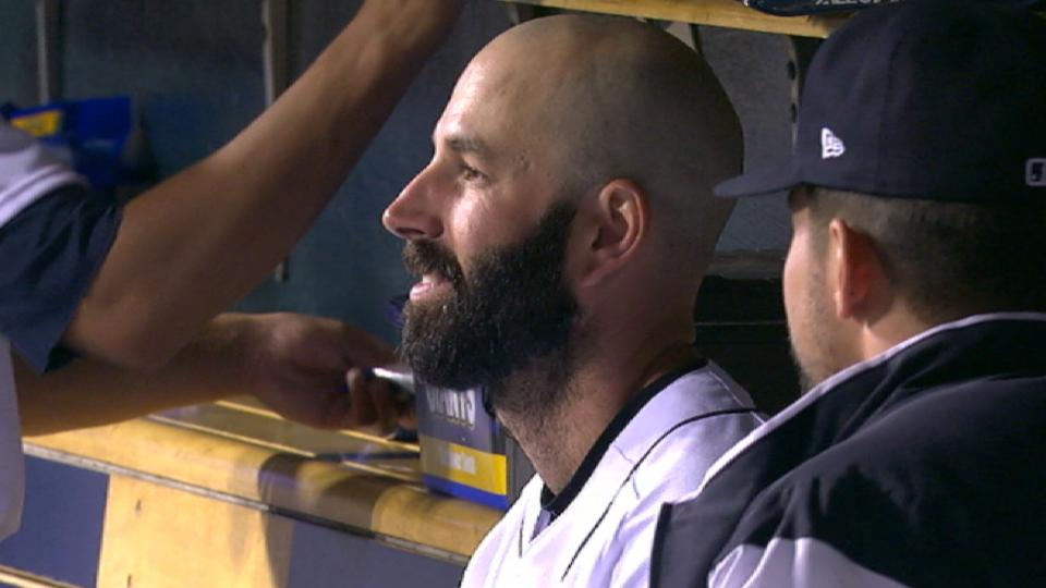 Fiers allows 3 hits in 6 innings