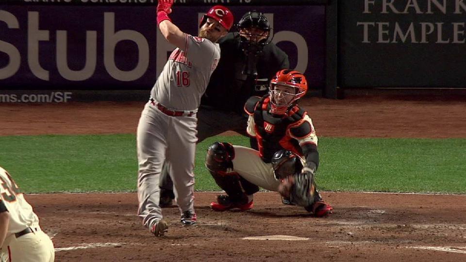Barnhart's 2-run home run