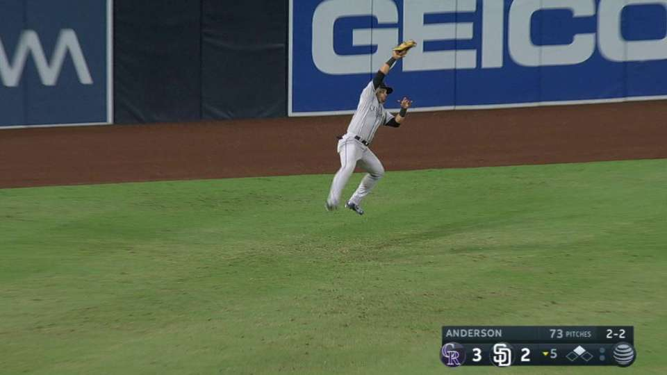 Parra's leaping snag