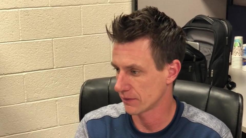 Counsell discusses 7-2 win