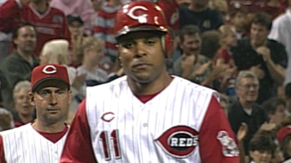 Larkin's final home run
