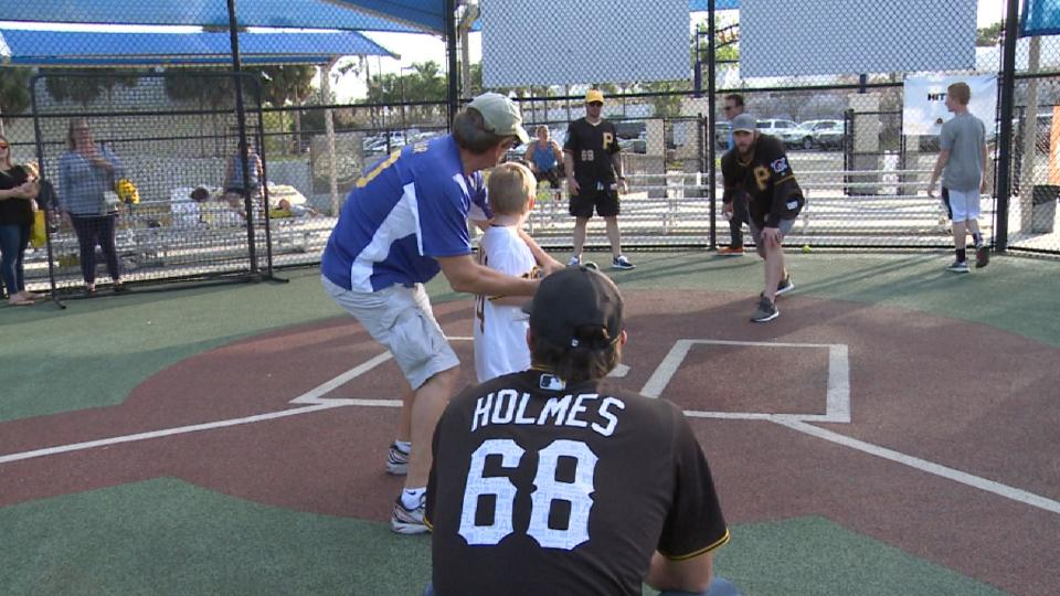 Miracle League Fantasy Camp