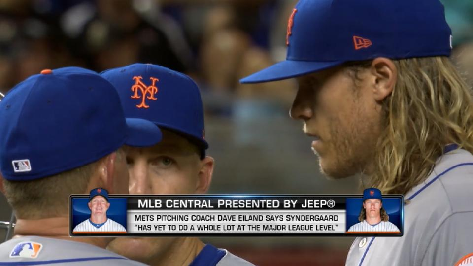 MLB Central: Eiland's comments