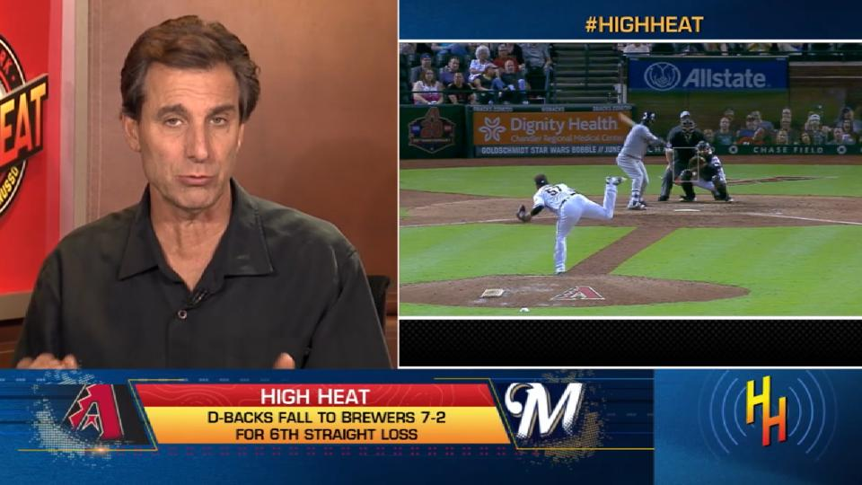 Chris Russo talks D-backs