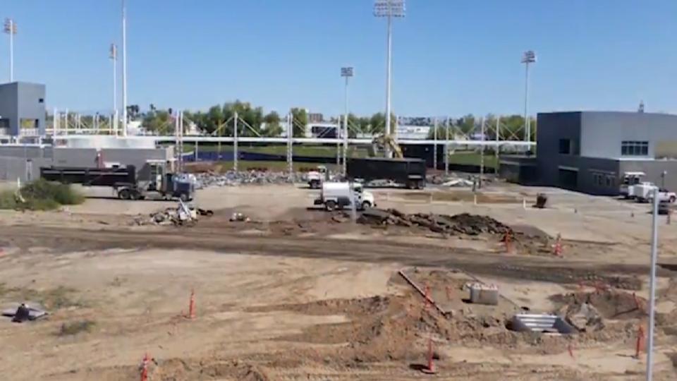Maryvale Baseball Renovation