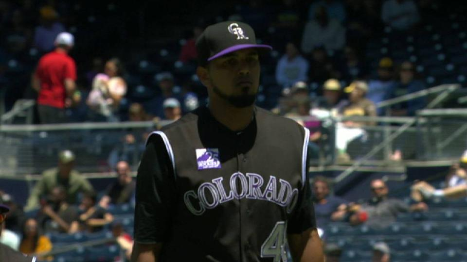 Marquez strikes out Reyes