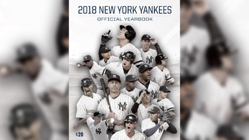 2018 Yankees Yearbook