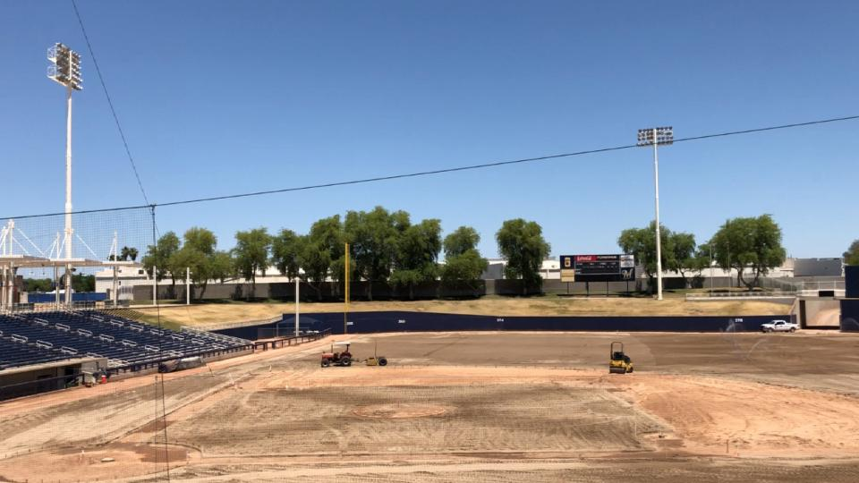 Brewers start new training site