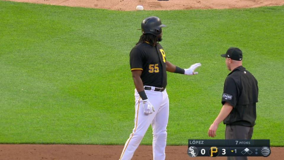 Bell's 2-run double