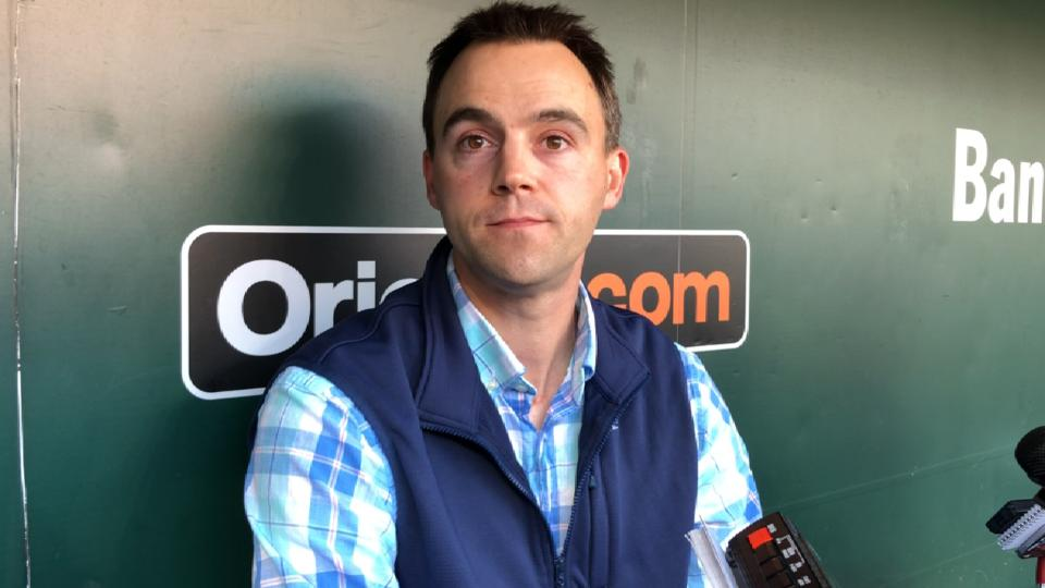 Klentak on Phils' young talent