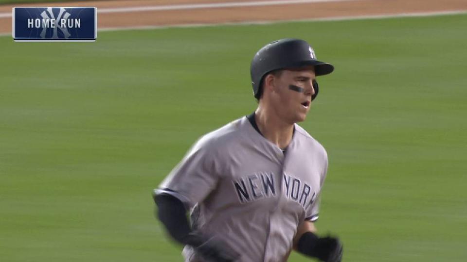 Austin's 2-run homer