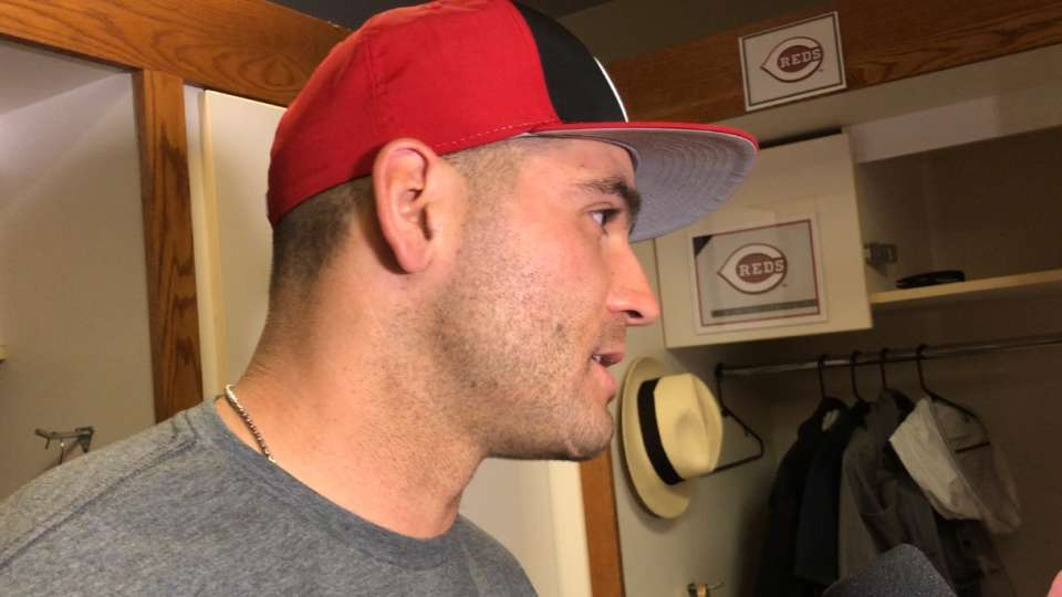 Votto on wanting what's best