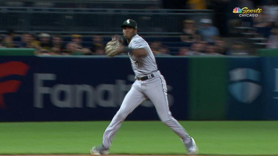 Anderson, Abreu get out at first