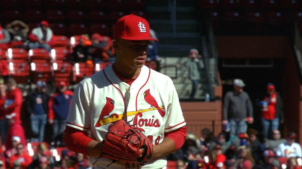 Cardinals Magazine on Hicks