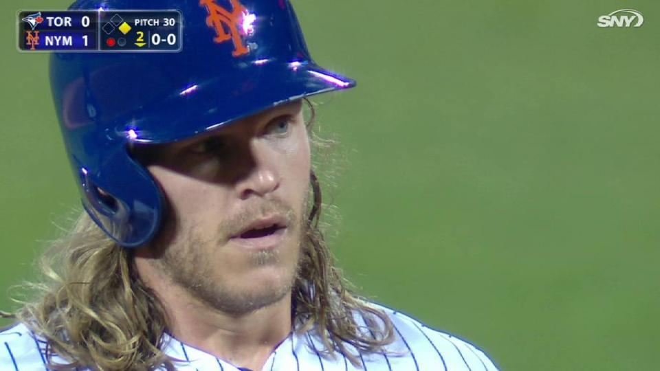 Syndergaard's RBI double
