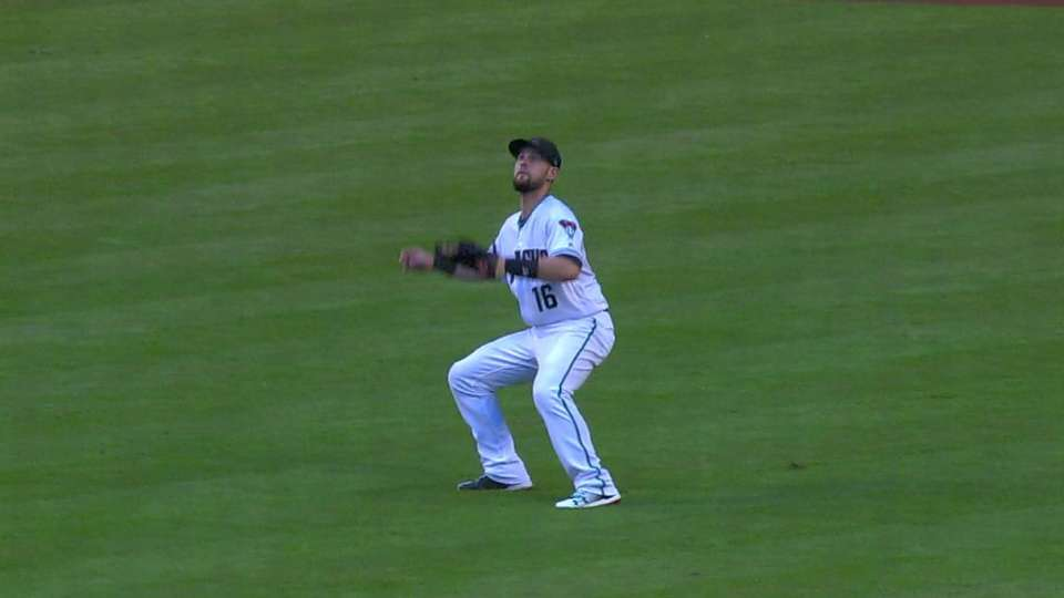 Owings' leaping grab