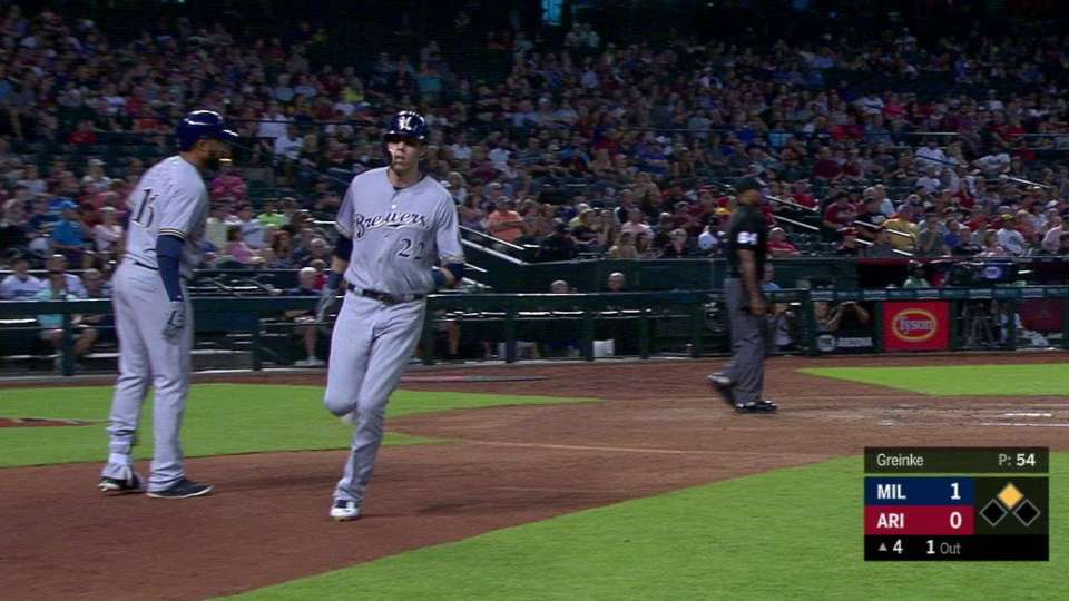 Shaw's RBI double