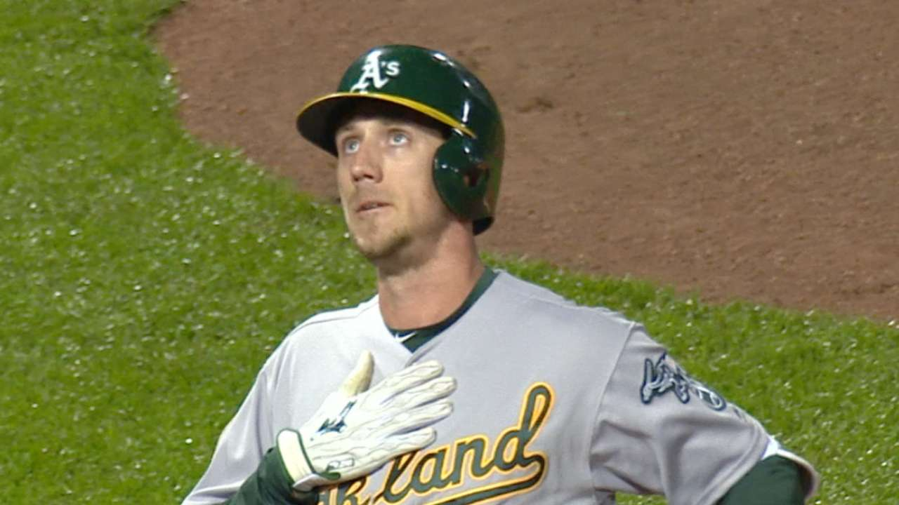 Fan touched by Piscotty s story 44e74ac7f9e