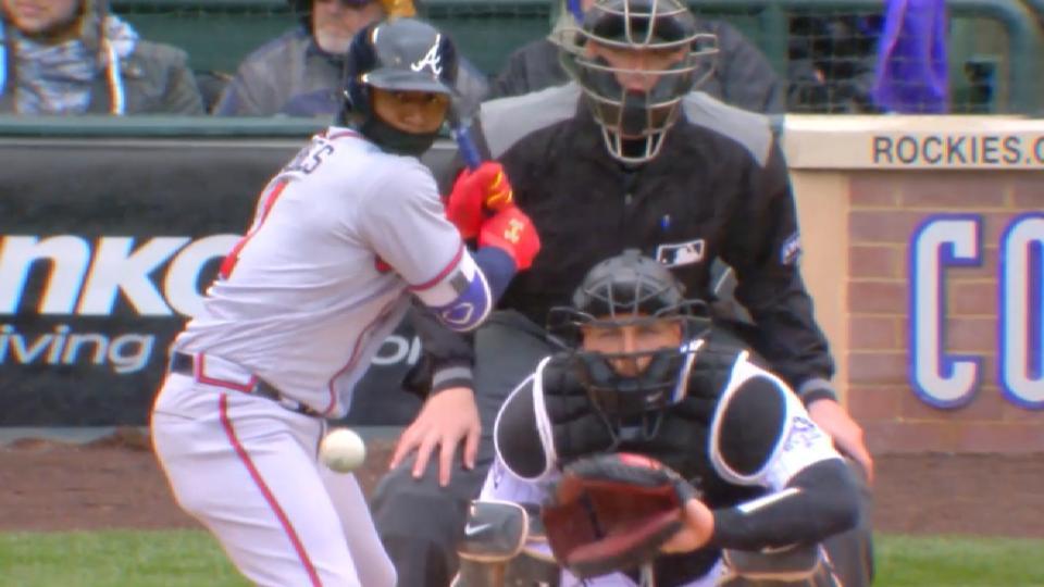 MLB Tonight: Albies Breakdown