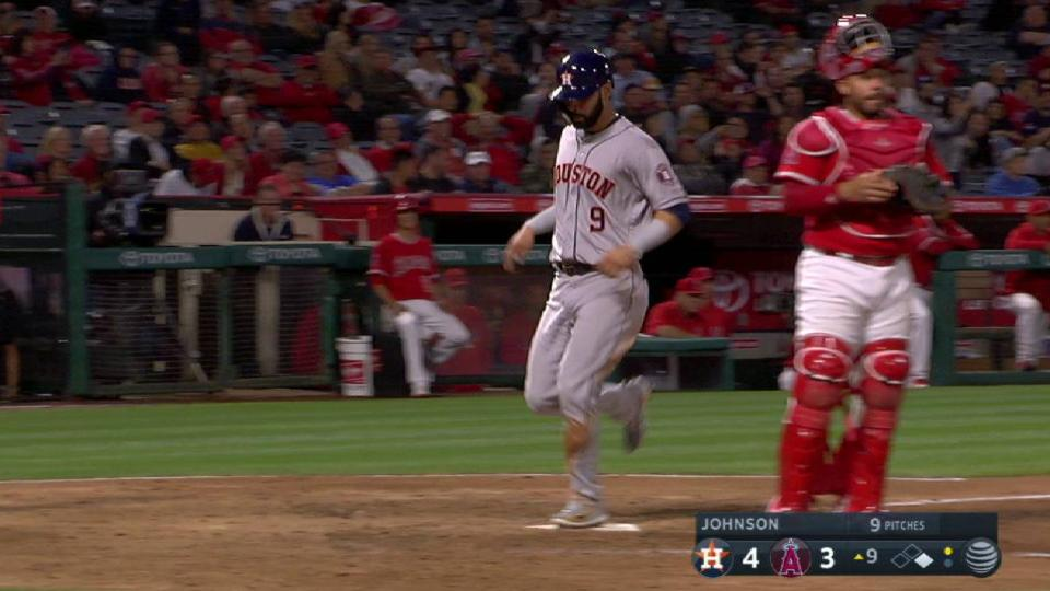 Gonzalez cross the dish on error