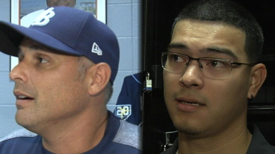 Rays on 6-5 win over Royals
