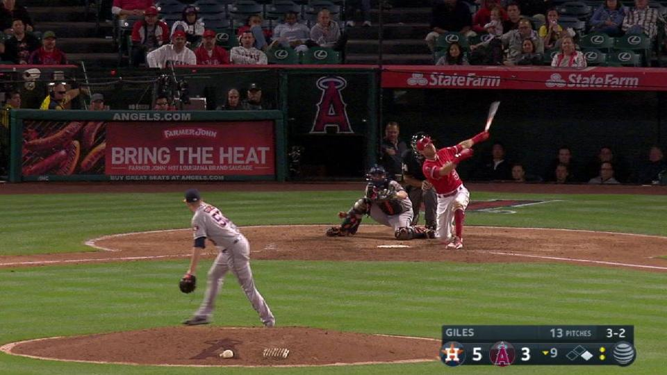 Giles K's Kinsler to earn save