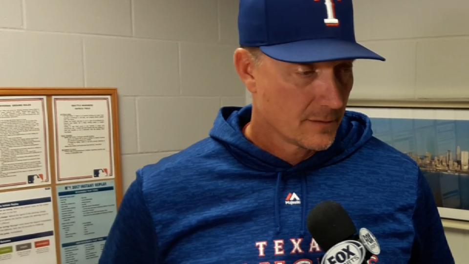 Banister on loss in extras