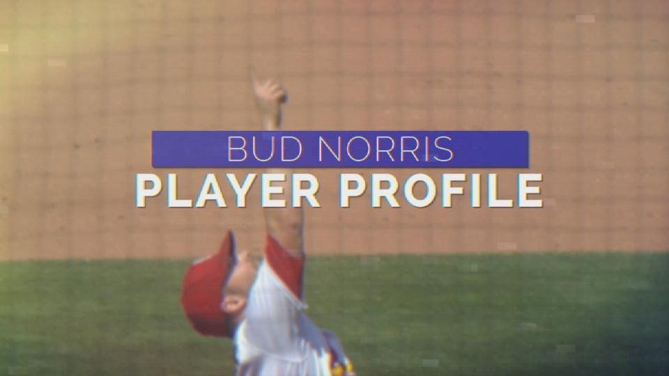 Player Profile: Bud Norris