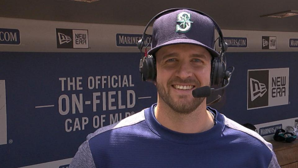 Paxton on tossing no-hitter