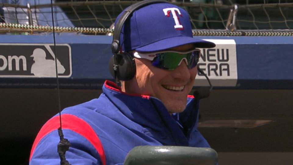 Banister on managing Colon
