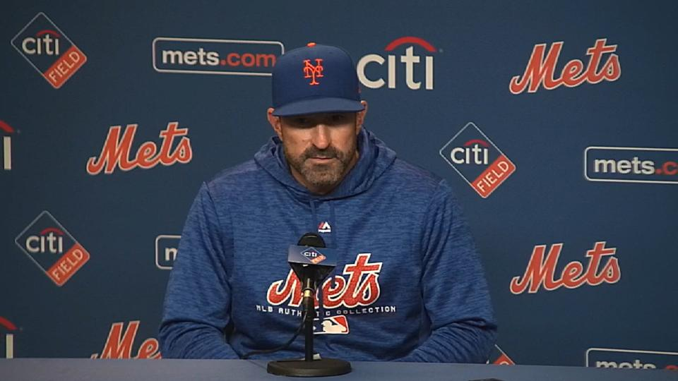 Callaway on loss to Blue Jays