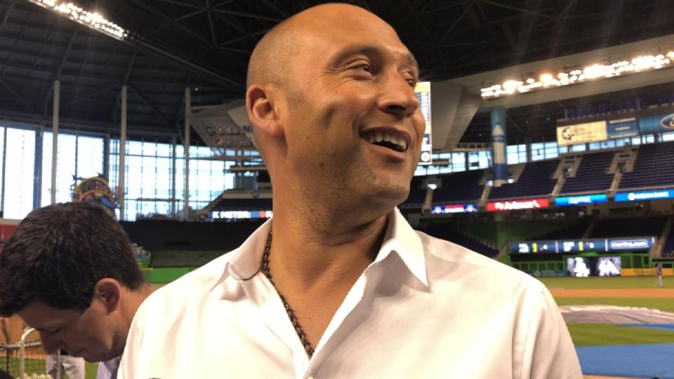 Jeter on staying patient