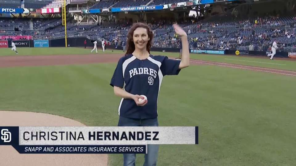 4/16/18: Hernandez's pitch