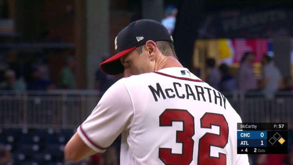 McCarthy K's Schwarber