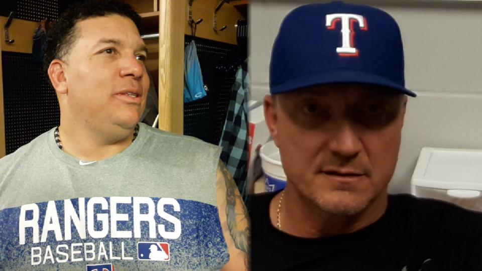 Colon, Banister on Colon's start