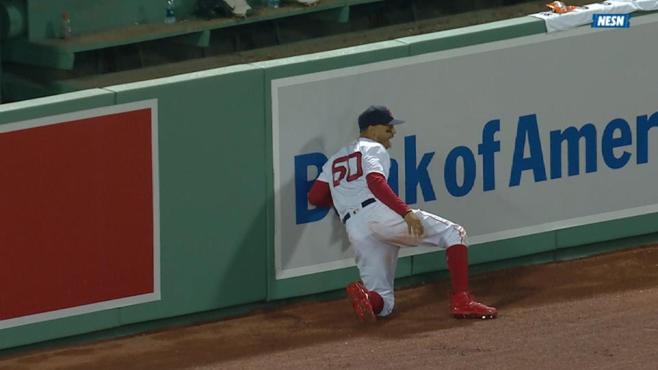 Betts limps after missed robbery