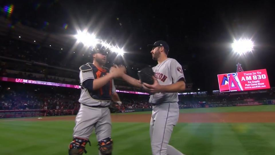 DeRo on Verlander's week