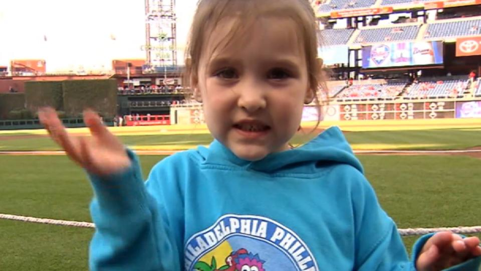 Jr. Phillies Kid of the Game