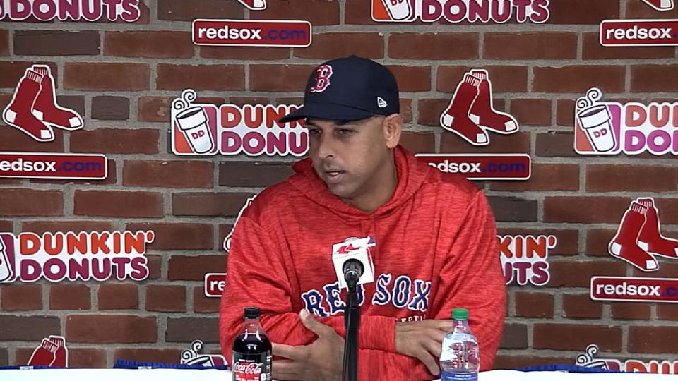 Cora on Price in complete game