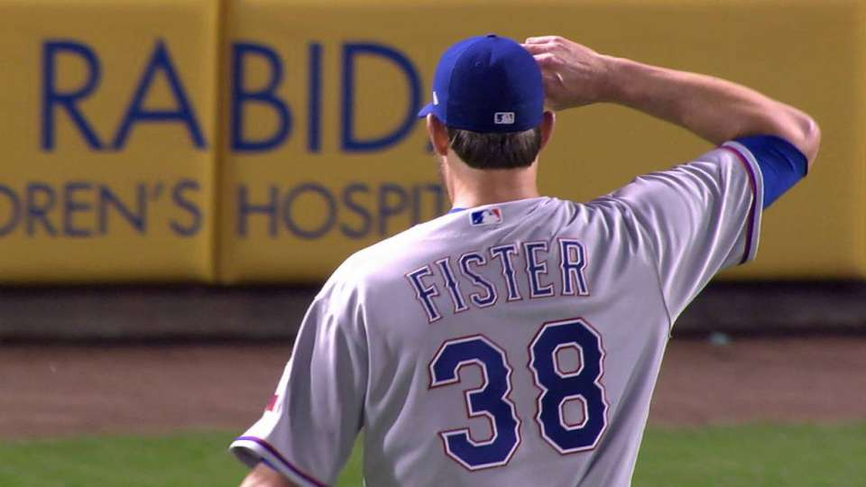 Fister strikes out Garcia