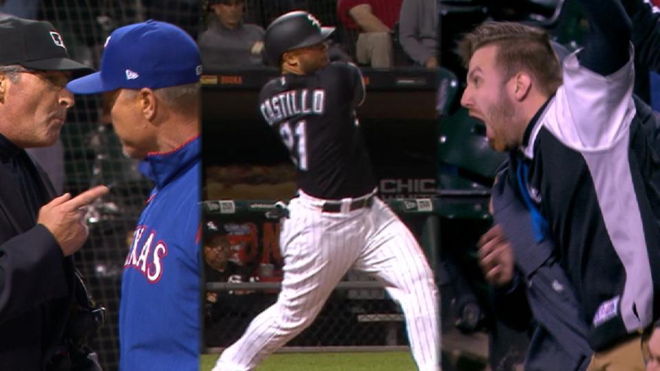 Must C: White Sox stun Rangers