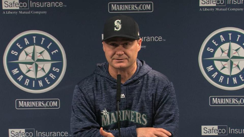 Servais on 3-2 loss to Tigers
