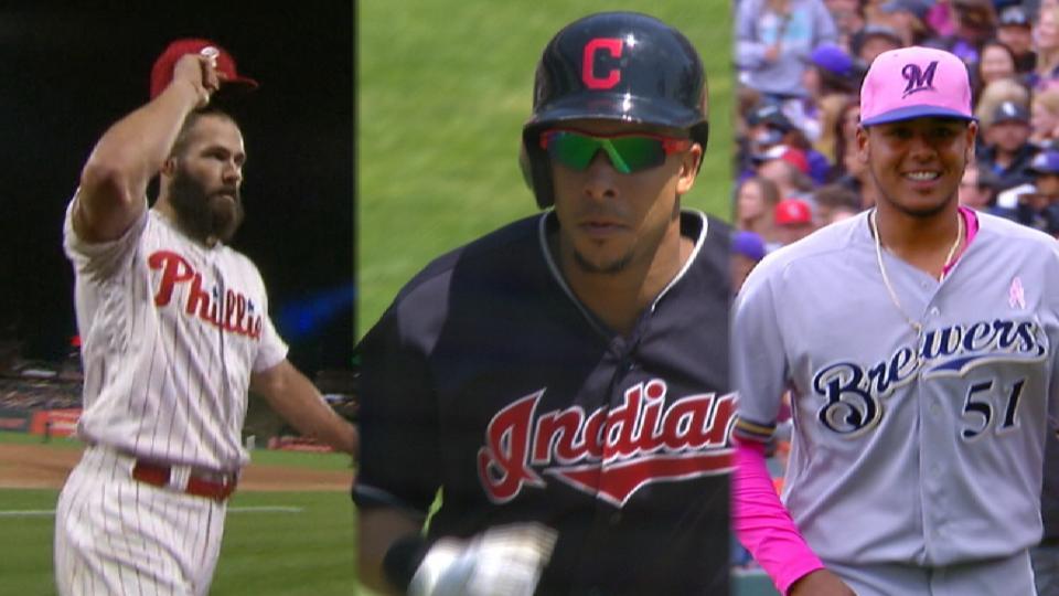 Astros, Indians headline weekend
