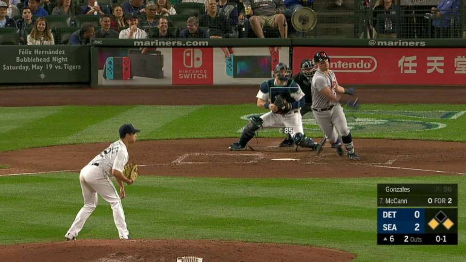 Hicks touches home on error