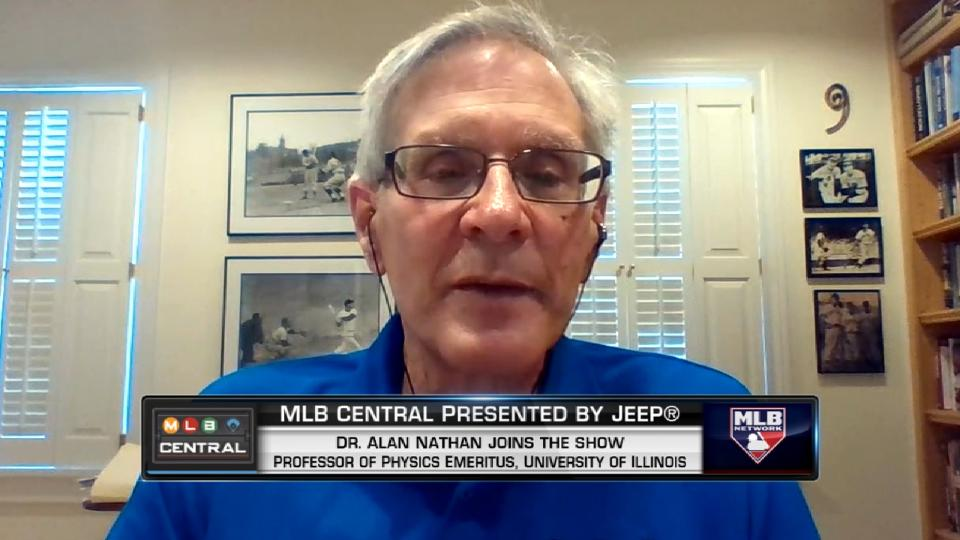 MLB Central: Dr. Alan Nathan