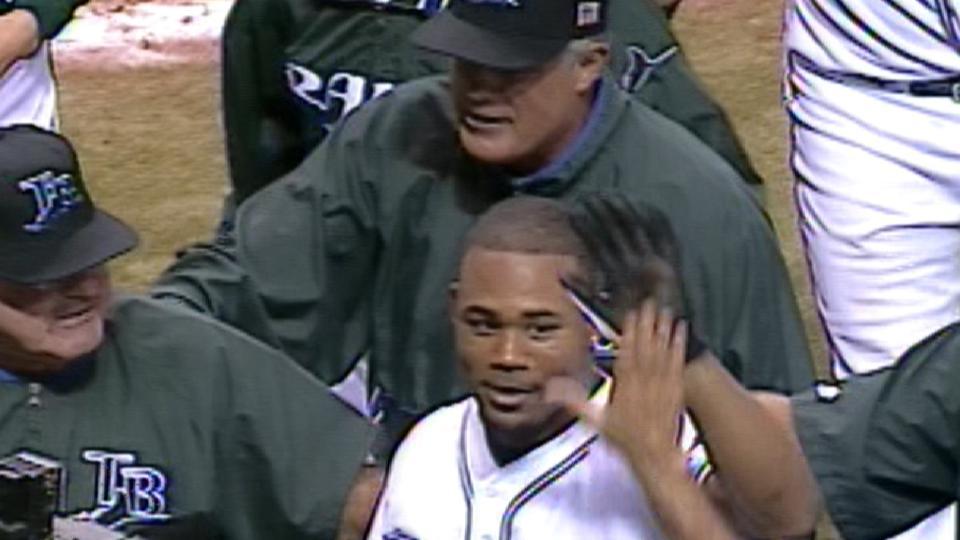 Crawford's walk-off home run