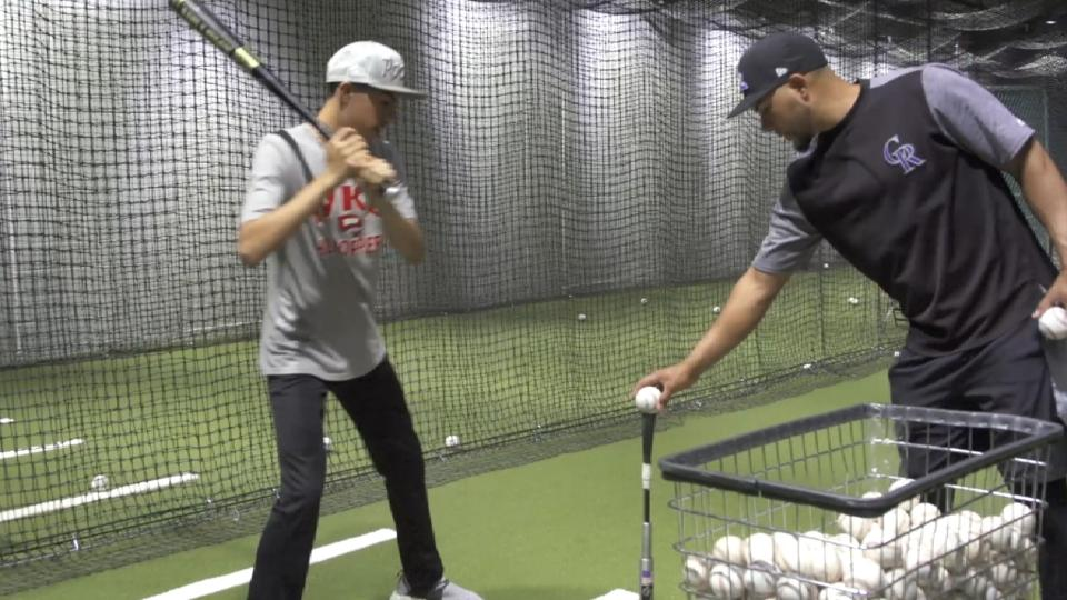 PLAY campaign comes to Coors