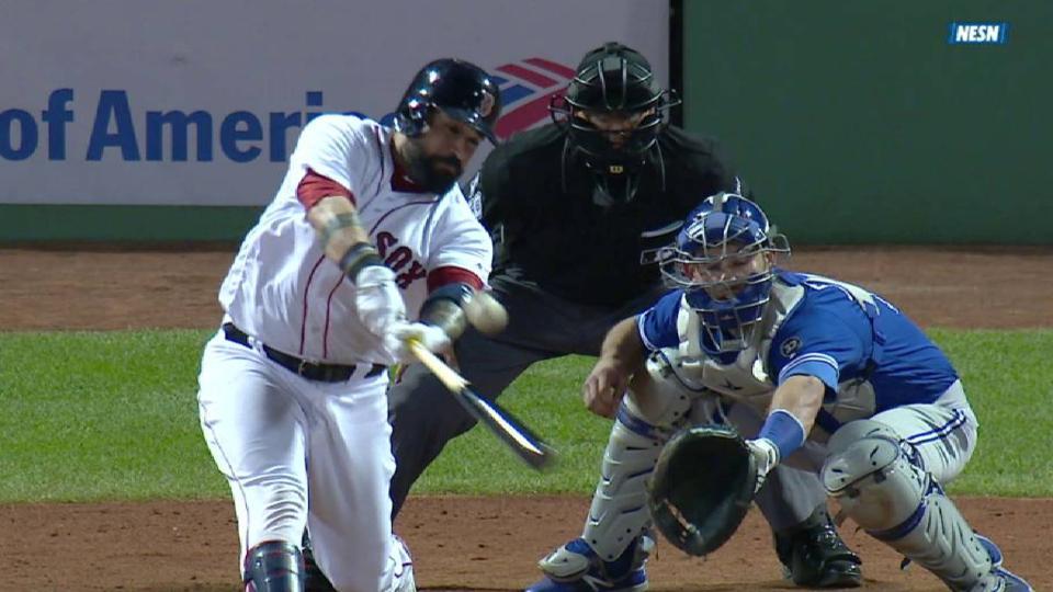 Leon's 2-run home run