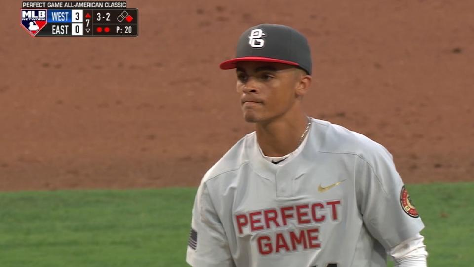 2018 Draft: Torres Jr., RHP